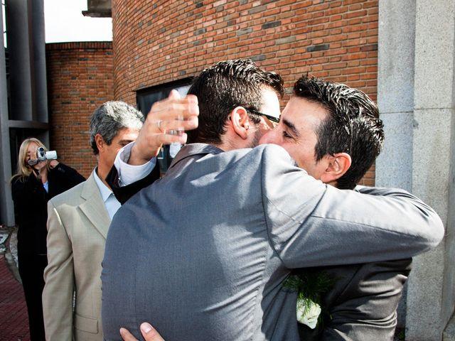 La boda de Gustavo y Ana en Torrelodones, Madrid 12
