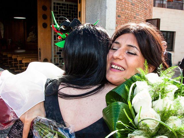 La boda de Gustavo y Ana en Torrelodones, Madrid 13