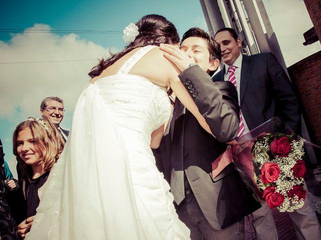 La boda de Gustavo y Ana en Torrelodones, Madrid 15