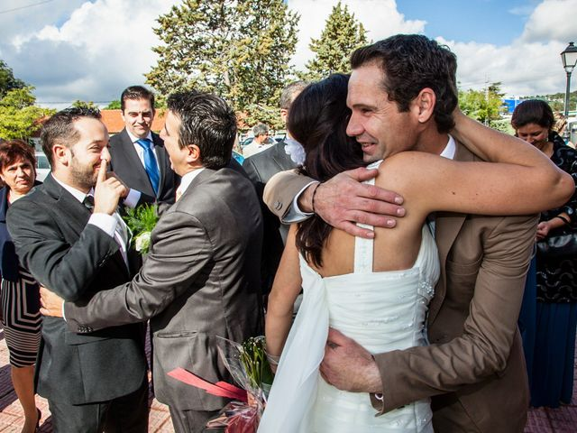 La boda de Gustavo y Ana en Torrelodones, Madrid 17