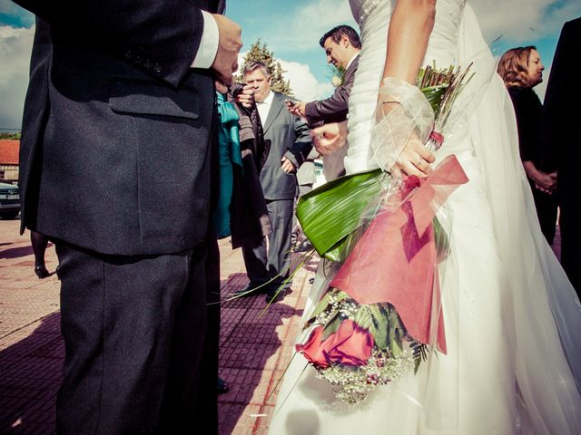 La boda de Gustavo y Ana en Torrelodones, Madrid 19