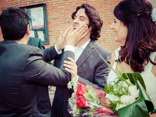 La boda de Gustavo y Ana en Torrelodones, Madrid 23