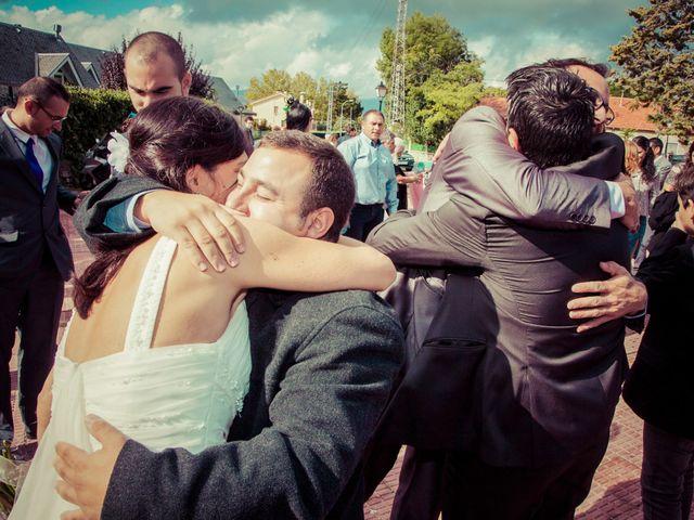 La boda de Gustavo y Ana en Torrelodones, Madrid 25