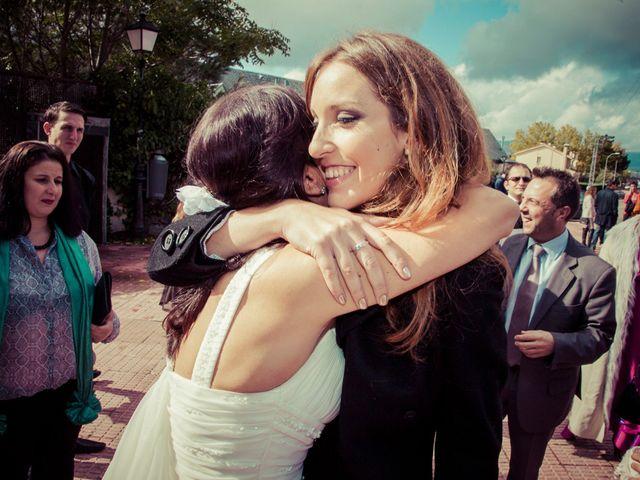 La boda de Gustavo y Ana en Torrelodones, Madrid 26