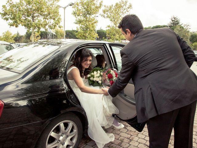 La boda de Gustavo y Ana en Torrelodones, Madrid 32