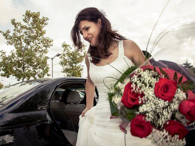 La boda de Gustavo y Ana en Torrelodones, Madrid 33