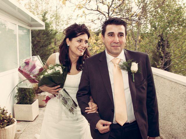 La boda de Gustavo y Ana en Torrelodones, Madrid 34