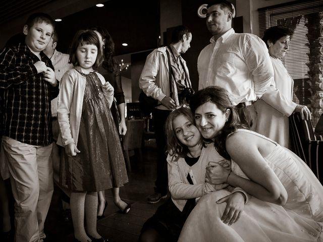 La boda de Gustavo y Ana en Torrelodones, Madrid 37