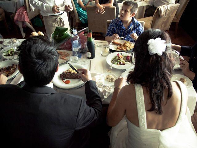 La boda de Gustavo y Ana en Torrelodones, Madrid 40