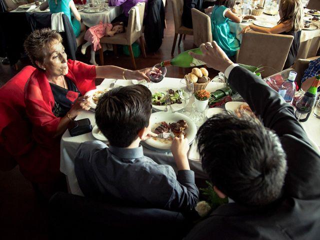 La boda de Gustavo y Ana en Torrelodones, Madrid 41
