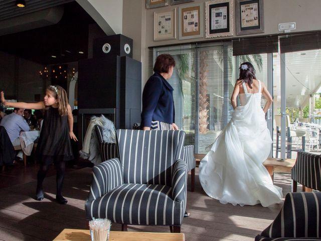 La boda de Gustavo y Ana en Torrelodones, Madrid 42