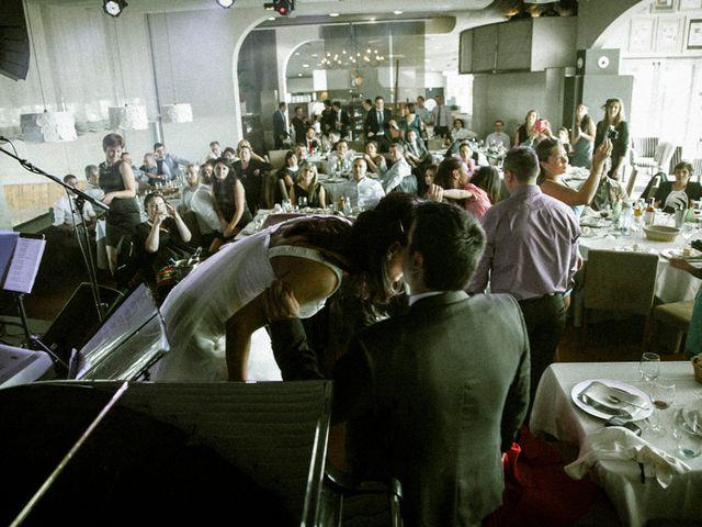 La boda de Gustavo y Ana en Torrelodones, Madrid 60