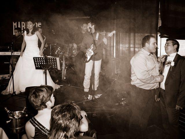 La boda de Gustavo y Ana en Torrelodones, Madrid 63