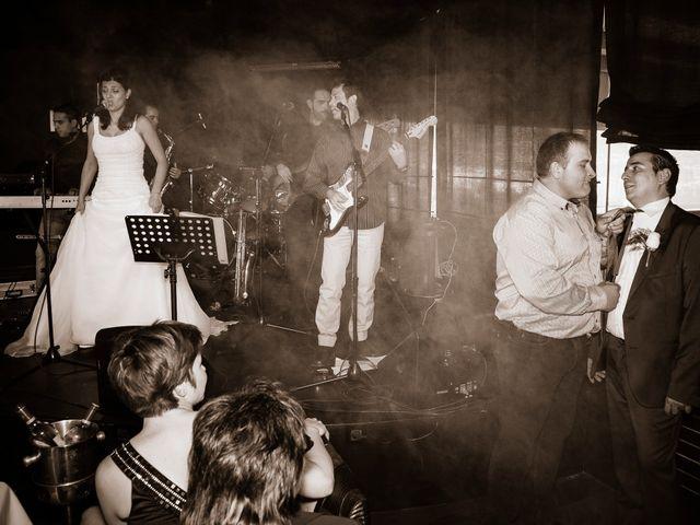 La boda de Gustavo y Ana en Torrelodones, Madrid 68
