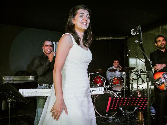La boda de Gustavo y Ana en Torrelodones, Madrid 73