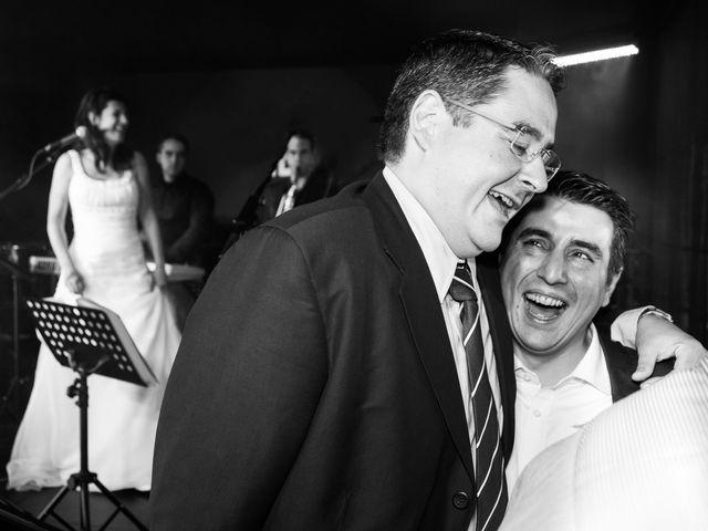 La boda de Gustavo y Ana en Torrelodones, Madrid 74