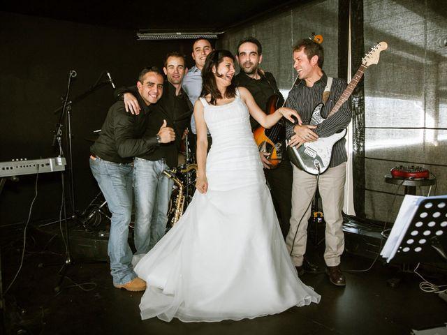 La boda de Gustavo y Ana en Torrelodones, Madrid 76