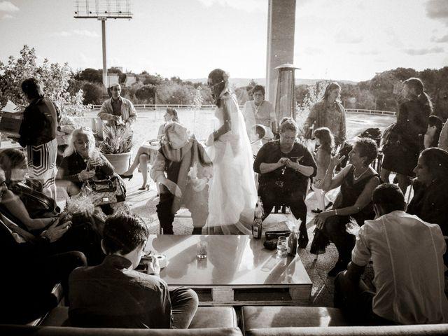 La boda de Gustavo y Ana en Torrelodones, Madrid 1