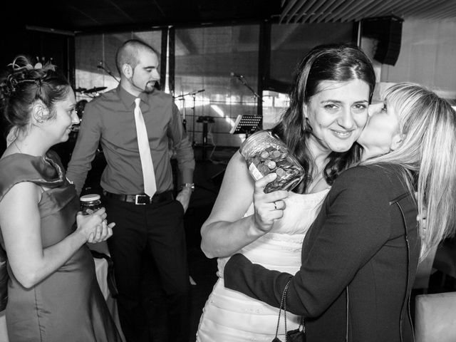 La boda de Gustavo y Ana en Torrelodones, Madrid 82