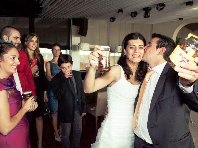 La boda de Gustavo y Ana en Torrelodones, Madrid 84
