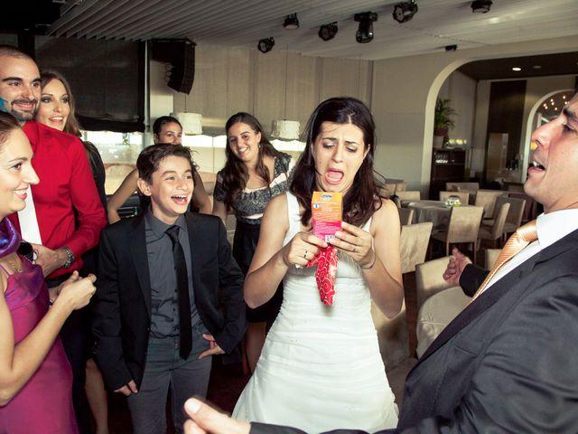 La boda de Gustavo y Ana en Torrelodones, Madrid 85