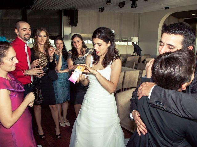 La boda de Gustavo y Ana en Torrelodones, Madrid 86