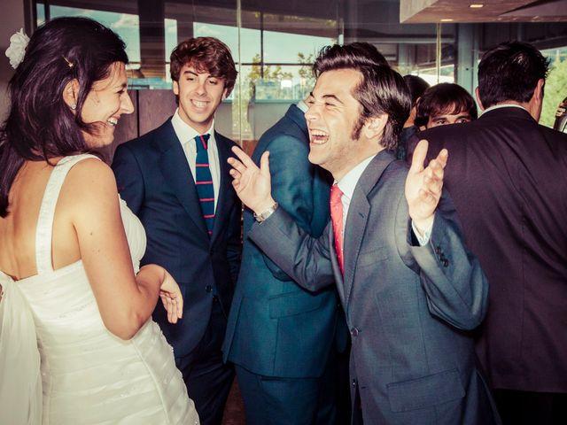 La boda de Gustavo y Ana en Torrelodones, Madrid 88