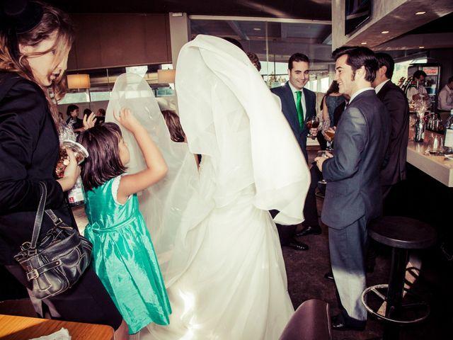 La boda de Gustavo y Ana en Torrelodones, Madrid 89