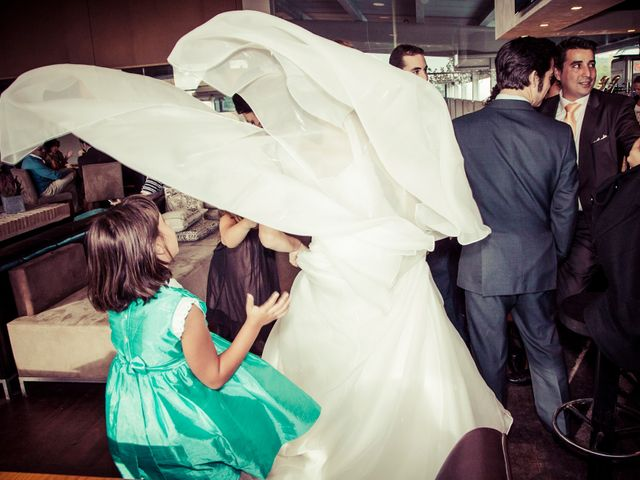 La boda de Gustavo y Ana en Torrelodones, Madrid 90
