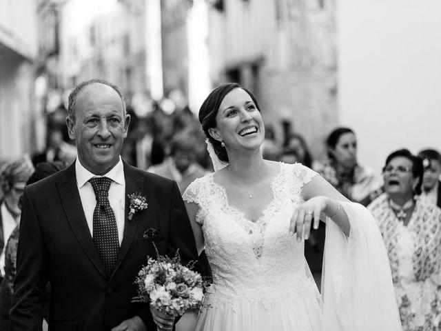 La boda de Jose y Beatriz en Cañete, Cuenca 11