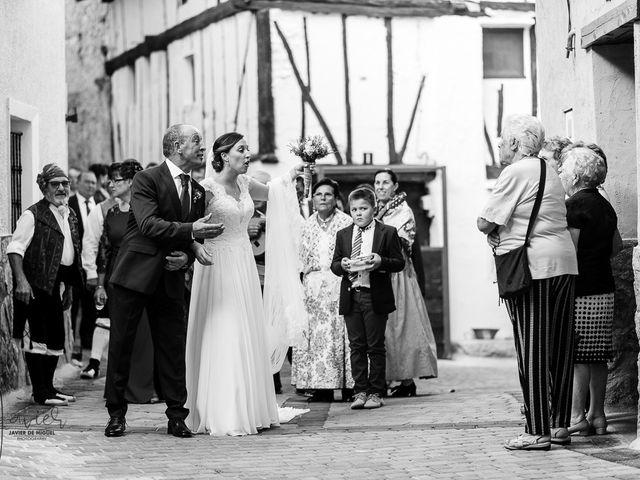 La boda de Jose y Beatriz en Cañete, Cuenca 14