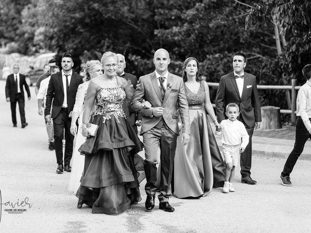 La boda de Jose y Beatriz en Cañete, Cuenca 15