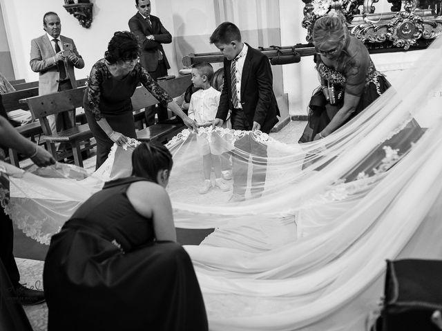 La boda de Jose y Beatriz en Cañete, Cuenca 21