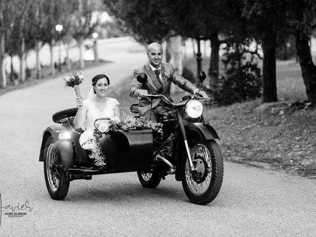 La boda de Jose y Beatriz en Cañete, Cuenca 31