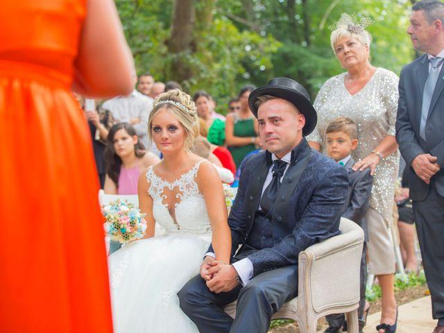 La boda de Edu y Rebeca en Ferrol, A Coruña 22