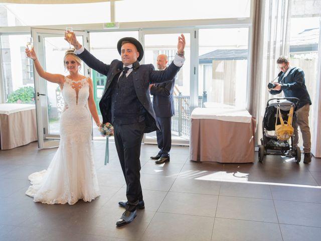 La boda de Edu y Rebeca en Ferrol, A Coruña 30