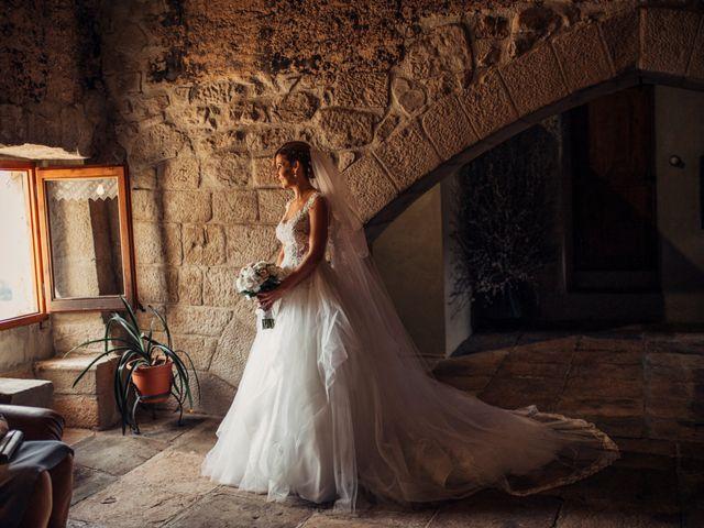 La boda de Xavi y Mónica en Puig-reig, Barcelona 2