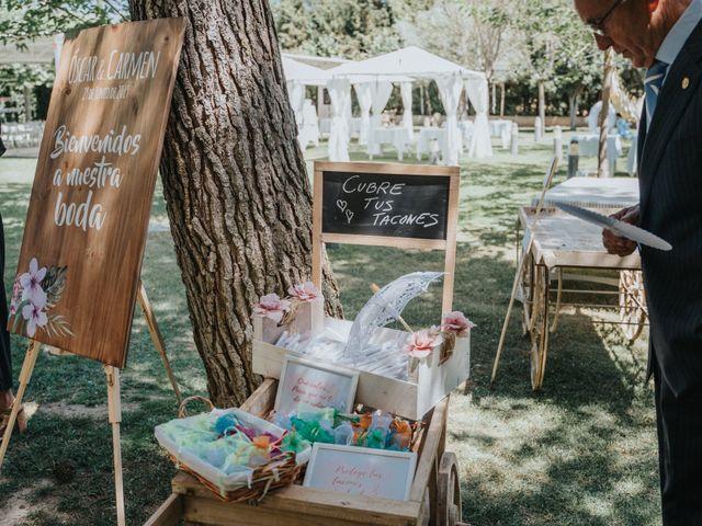 La boda de Carmen y Oscar en Plasencia Del Monte, Huesca 26