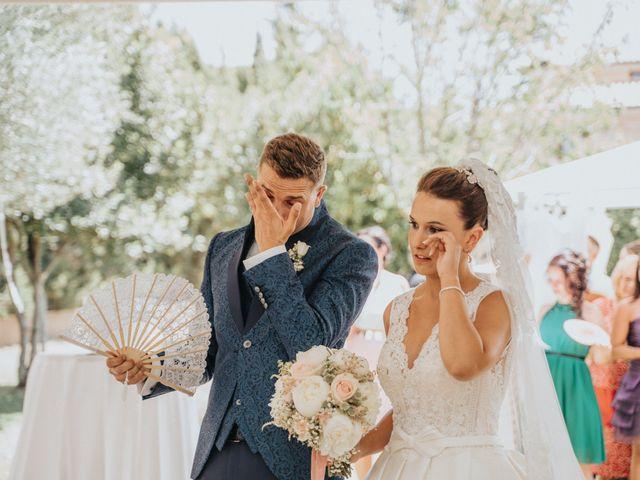 La boda de Carmen y Oscar en Plasencia Del Monte, Huesca 40