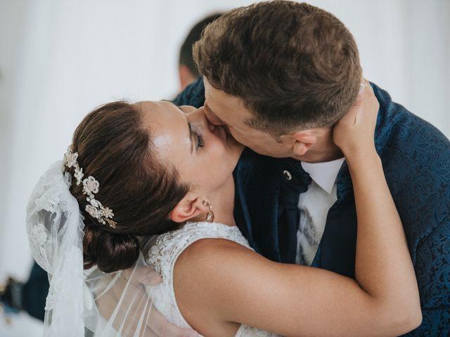 La boda de Carmen y Oscar en Plasencia Del Monte, Huesca 2
