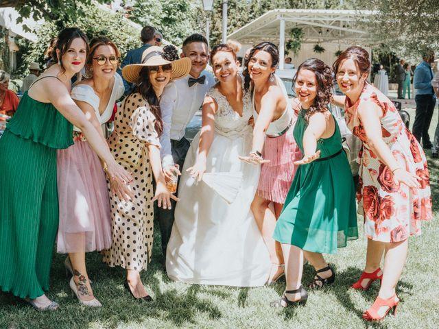 La boda de Carmen y Oscar en Plasencia Del Monte, Huesca 54