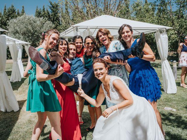 La boda de Carmen y Oscar en Plasencia Del Monte, Huesca 56