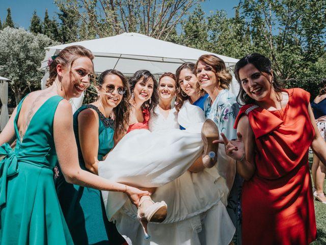 La boda de Carmen y Oscar en Plasencia Del Monte, Huesca 57