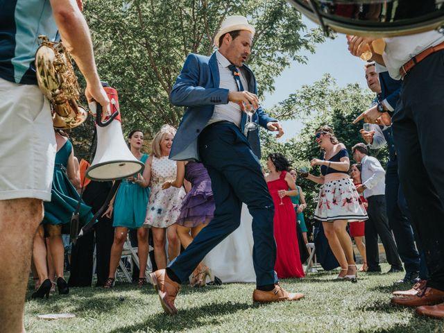 La boda de Carmen y Oscar en Plasencia Del Monte, Huesca 59