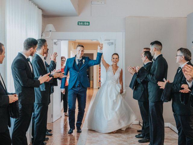 La boda de Carmen y Oscar en Plasencia Del Monte, Huesca 61