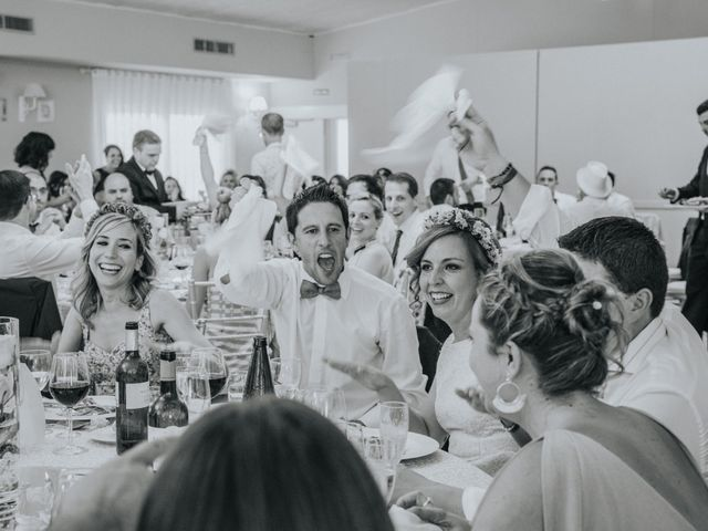 La boda de Carmen y Oscar en Plasencia Del Monte, Huesca 68