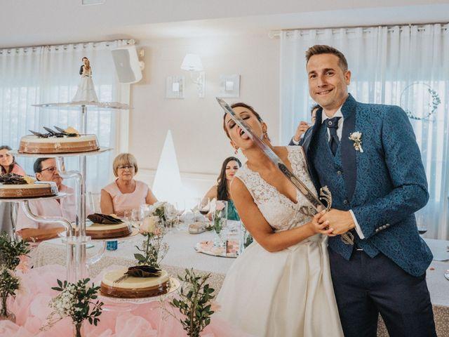 La boda de Carmen y Oscar en Plasencia Del Monte, Huesca 74