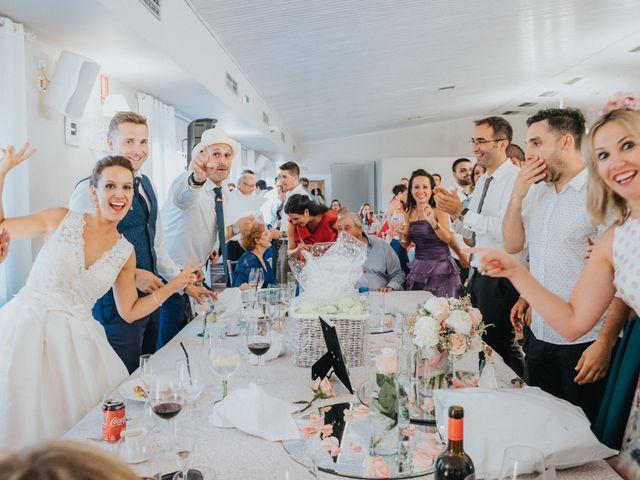 La boda de Carmen y Oscar en Plasencia Del Monte, Huesca 85