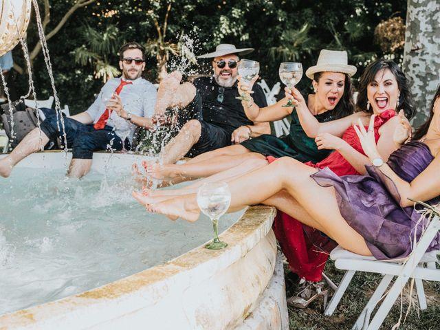 La boda de Carmen y Oscar en Plasencia Del Monte, Huesca 91