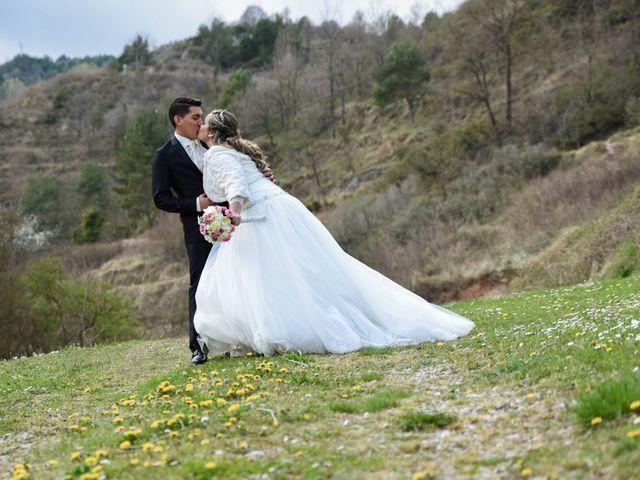 La boda de Alan y Elisabeth en Berga, Barcelona 23